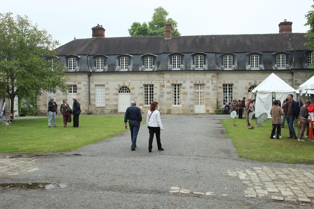 Exposition d'artisans à Saint-Jean-de-Beauregard-Essonne-9-juin-2013