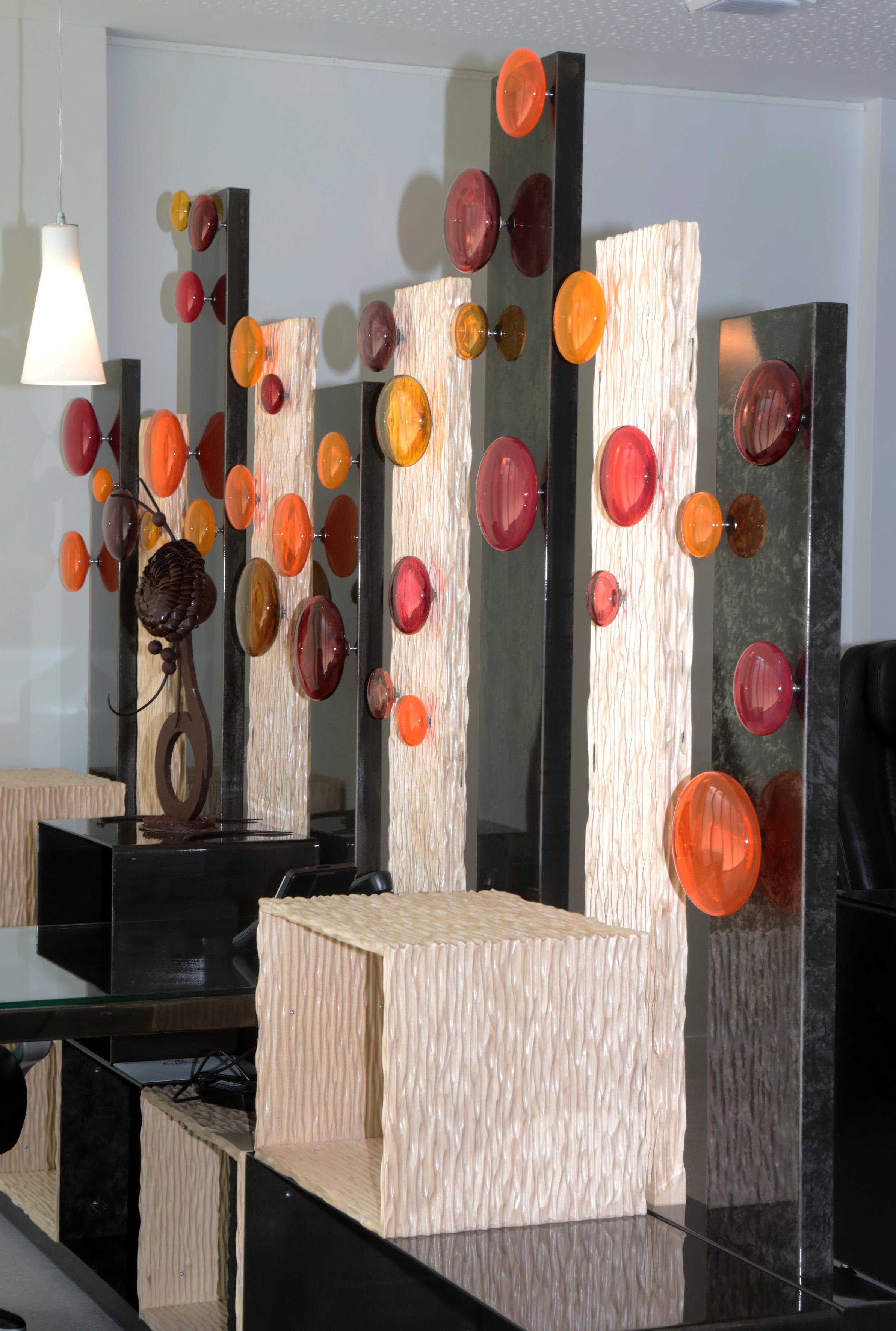 chambre de m tiers et de l 39 artisanat evry l 39 atelier h s m tallerie t lerie ferronnerie. Black Bedroom Furniture Sets. Home Design Ideas
